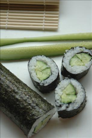 Maki Sushi Rice (Rice Cooker)