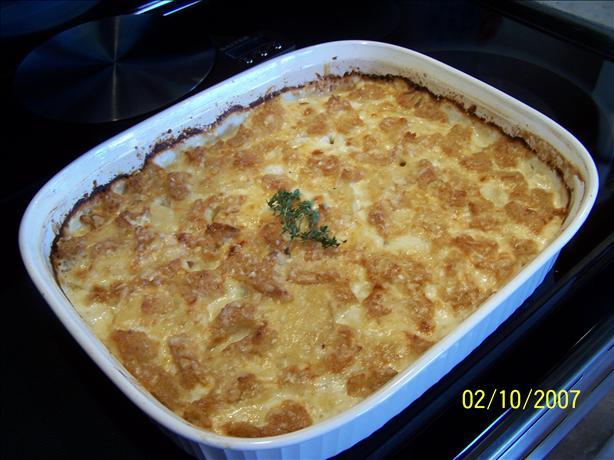 Cheesiest Potato Casserole