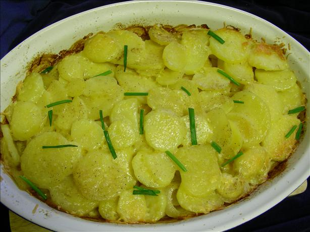 Glen's Potato Bake