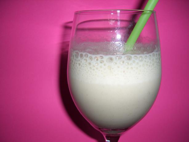 Deluxe Banana Milkshake