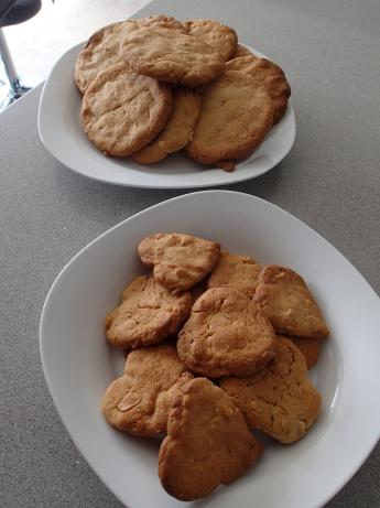 Peanut Biscuits