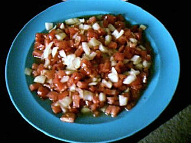 Quick Moroccan Salad