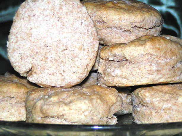Elswet's Damper Biscuits