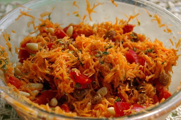 Carrot Salad Italiano