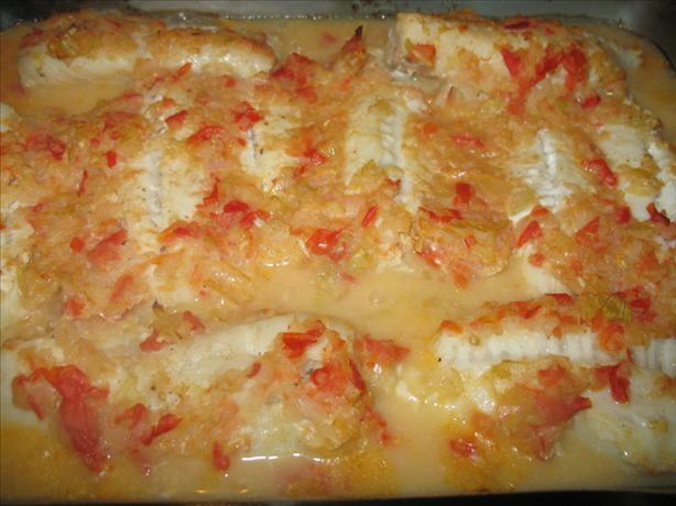 Fish in Coconut Sauce (Samaki Wa Kupaka)