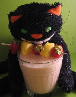 Banana-Rama Mocktail