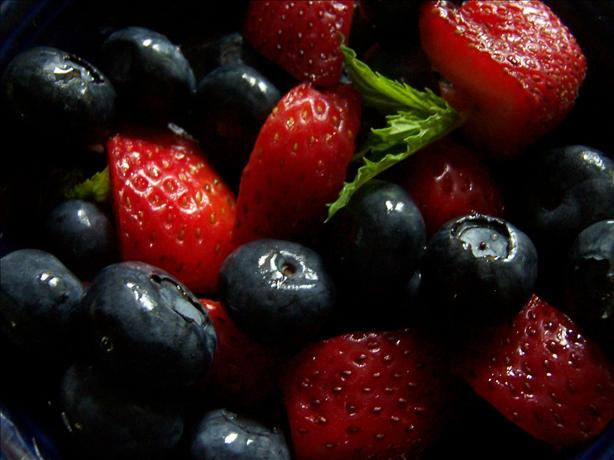 Four Berry Salad