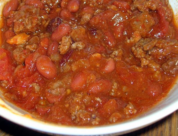 World's Easiest Chili