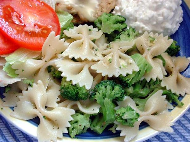 Farfalle With Broccoli