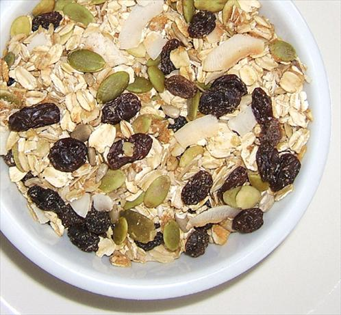 Granola With Pepitos