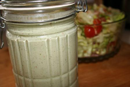 Monkey Salad Dressing