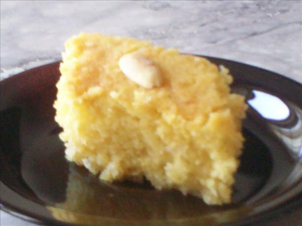 Basbousa - Semolina Cakes With Syrup