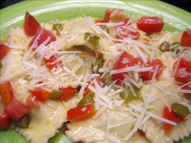 Easy Cheese Ravioli