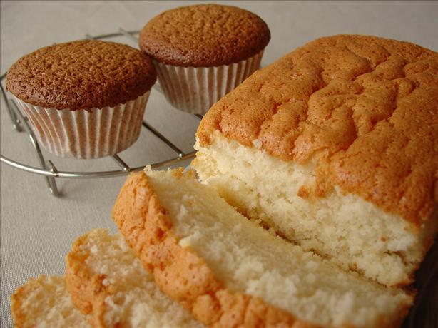 Castella - Japanese Sponge Cake