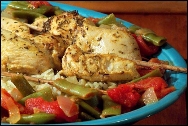 Lebanese Marinated Chicken