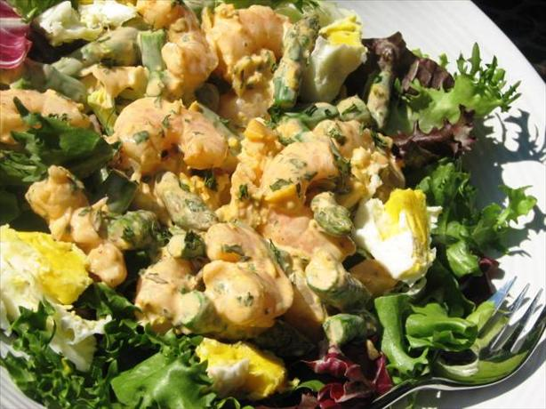 French Shrimp Salad