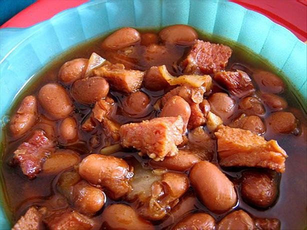 Mrs. Crenshaw's Pinto Beans