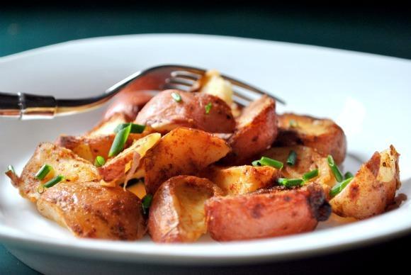 Awesome Pan Fried Potatoes
