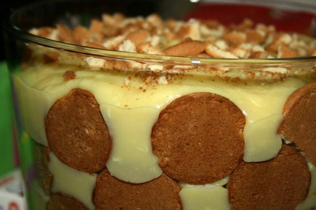 Truly Homemade Banana Pudding
