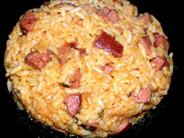 Elswet's Jambalaya Rice