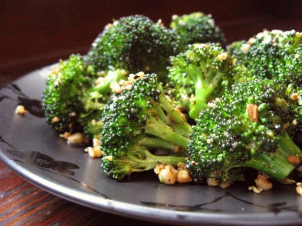 Jazzed up Broccoli