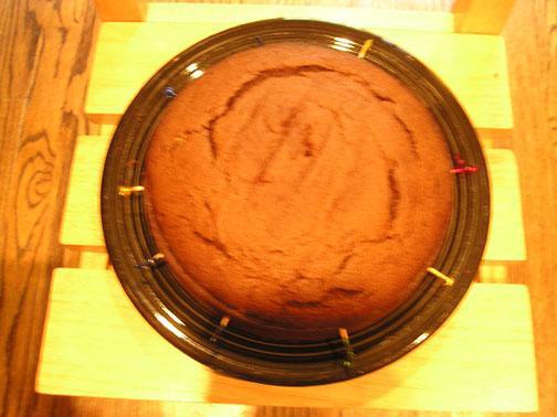 Patricia Polacco's Thunder Cake