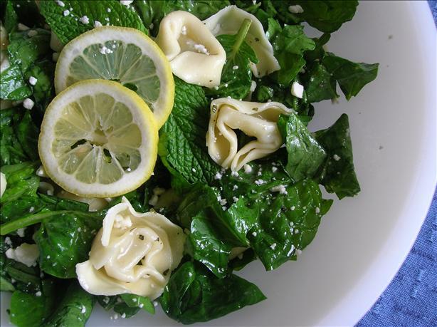 Minted Tortellini Salad