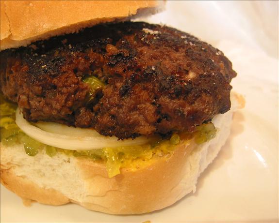 Alberta Prairie Burgers