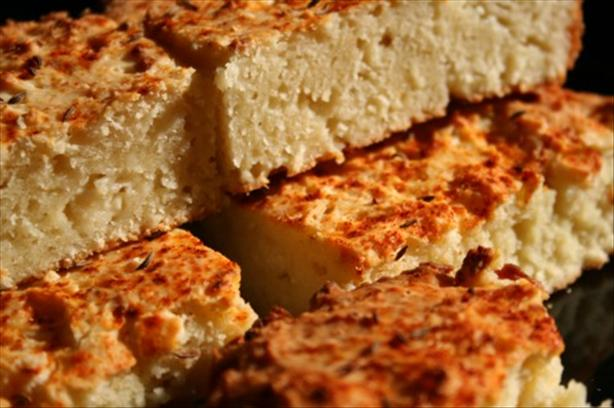 Tutmanik (Cheese Bread )