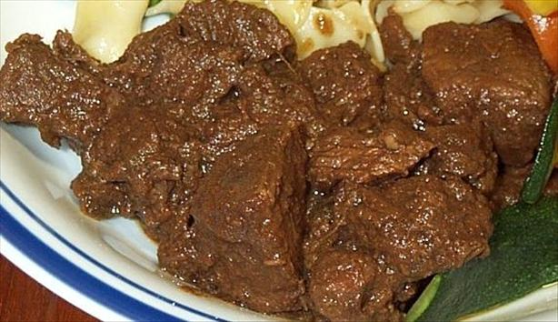 Beef Goulash (Czech)