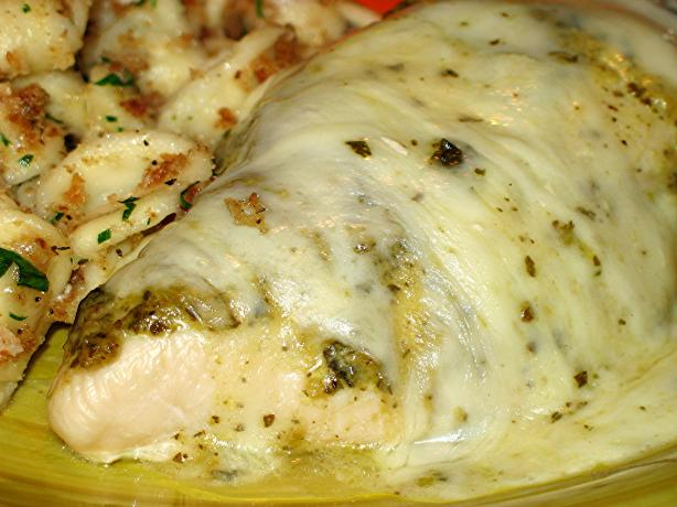 Pesto Chicken