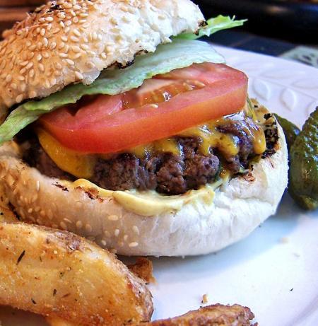 Bayou Burgers