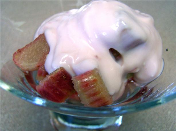 Icy Rhubarb (Scandinavian)