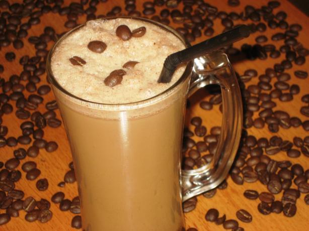 Cafe Con Leche Milkshakes