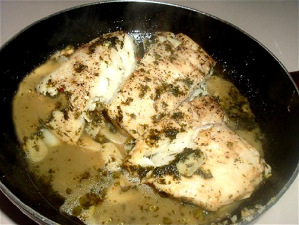 Spanish Halibut