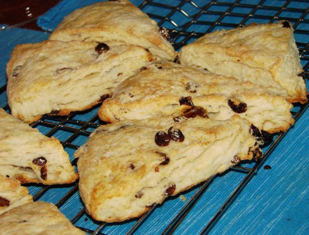 Old Stone House B&b Scones (Ireland)