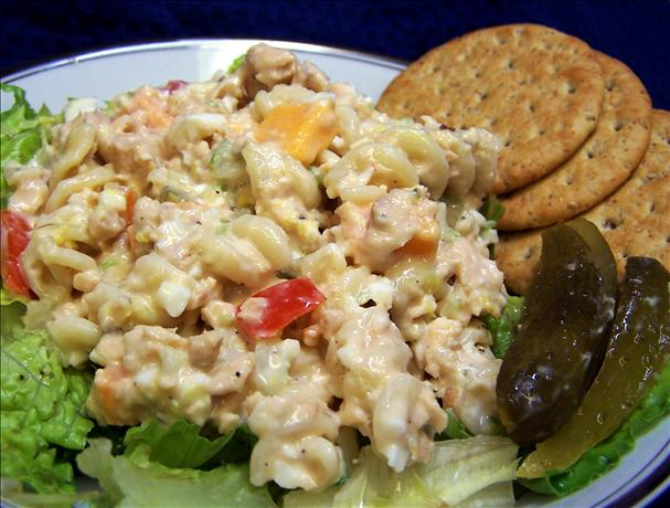 Canadian Salmon Salad