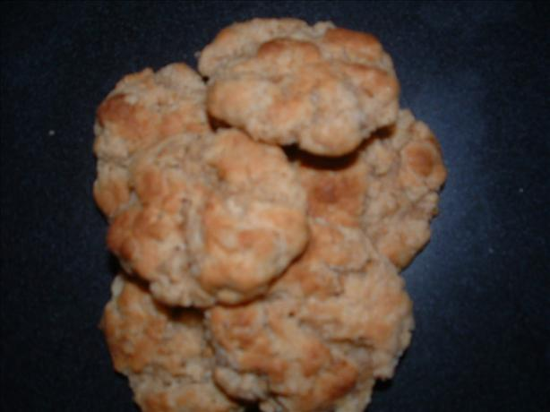 10 Grain Sorta Healthy Cookies