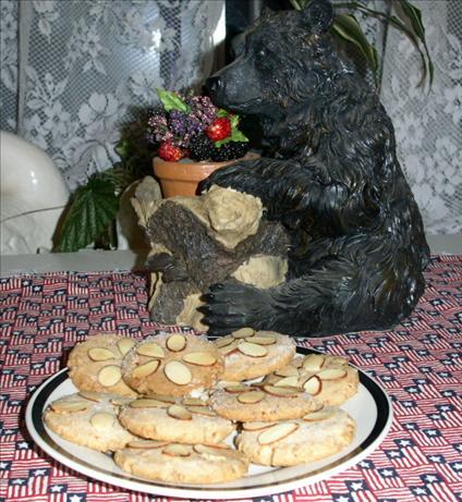 Cardamom Mandelkaker, Cardamom Cookies