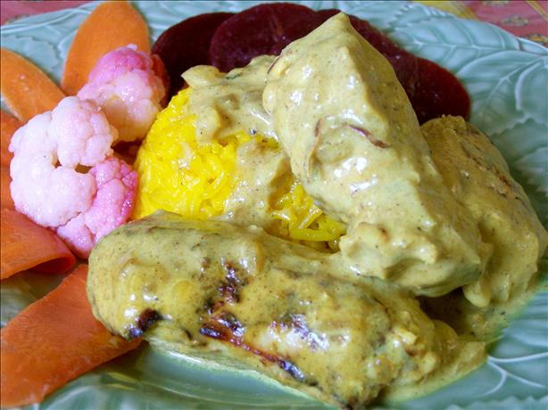 Mango Chicken Your Kids Will Eat