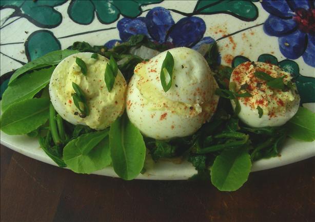 Stuffed Eggs Beyth Mahshi