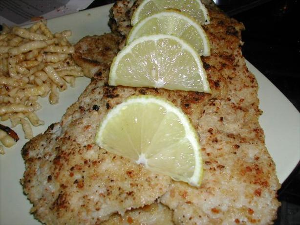 The Veal Milanese