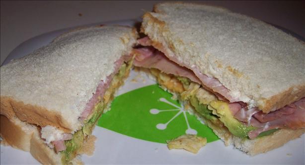 Peanut Butter 'n' More Sandwich