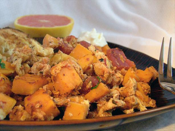 Easy Core Breakfast Scramble
