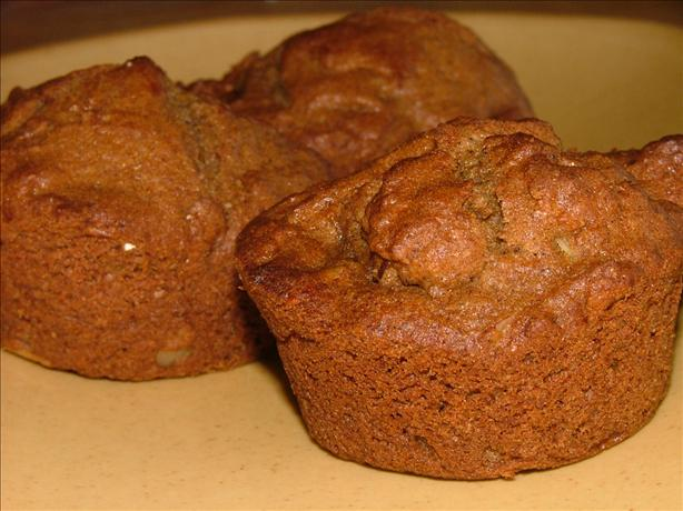 North Carolina Applesauce Muffins