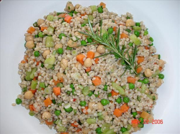 Barley Medley Salad
