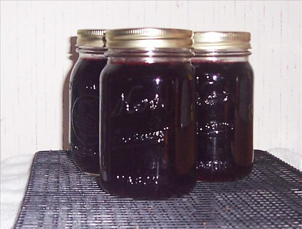 Dewberry Jelly
