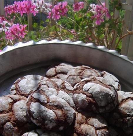 Easy Fudgy Cookies