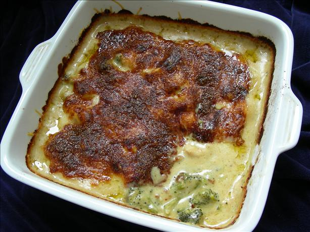 Chicken and Broccoli Mornay