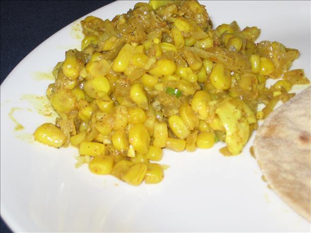Spicy Corn